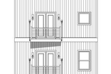 Contemporary Exterior - Front Elevation Plan #932-127