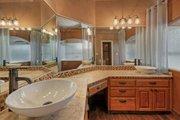 Mediterranean Style House Plan - 5 Beds 3 Baths 3067 Sq/Ft Plan #80-184
