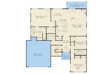 Modern Floor Plan - Main Floor Plan Plan #17-2602