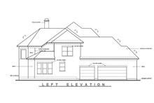 Dream House Plan - European Exterior - Other Elevation Plan #20-2043