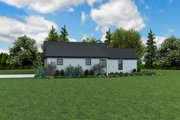 Contemporary Style House Plan - 3 Beds 2.5 Baths 2798 Sq/Ft Plan #48-971