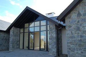 Modern Exterior - Front Elevation Plan #520-6
