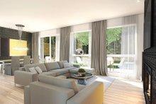 Contemporary Interior - Family Room Plan #23-2312