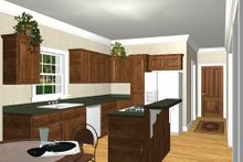 House Plan Design - Southern Photo Plan #44-153