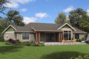 Craftsman Style House Plan - 3 Beds 2.5 Baths 1953 Sq/Ft Plan #48-952
