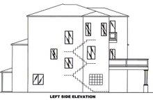 Mediterranean Exterior - Other Elevation Plan #117-884