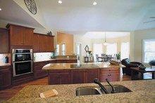 Traditional Interior - Kitchen Plan #56-541