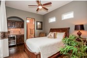 Prairie Style House Plan - 4 Beds 4.5 Baths 3716 Sq/Ft Plan #80-198 Interior - Bedroom