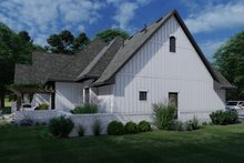 Architectural House Design - Farmhouse Exterior - Other Elevation Plan #120-264