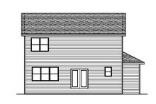 Traditional Exterior - Rear Elevation Plan #51-374