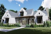 Farmhouse Style House Plan - 4 Beds 3.5 Baths 2828 Sq/Ft Plan #120-258 Exterior - Front Elevation