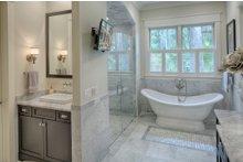 Country Interior - Master Bathroom Plan #928-13