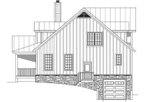 Dream House Plan - Country Exterior - Other Elevation Plan #932-207