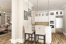Dream House Plan - Ranch Interior - Kitchen Plan #45-574
