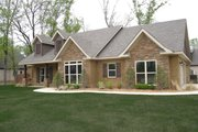 Traditional Style House Plan - 3 Beds 2.5 Baths 1960 Sq/Ft Plan #17-2400