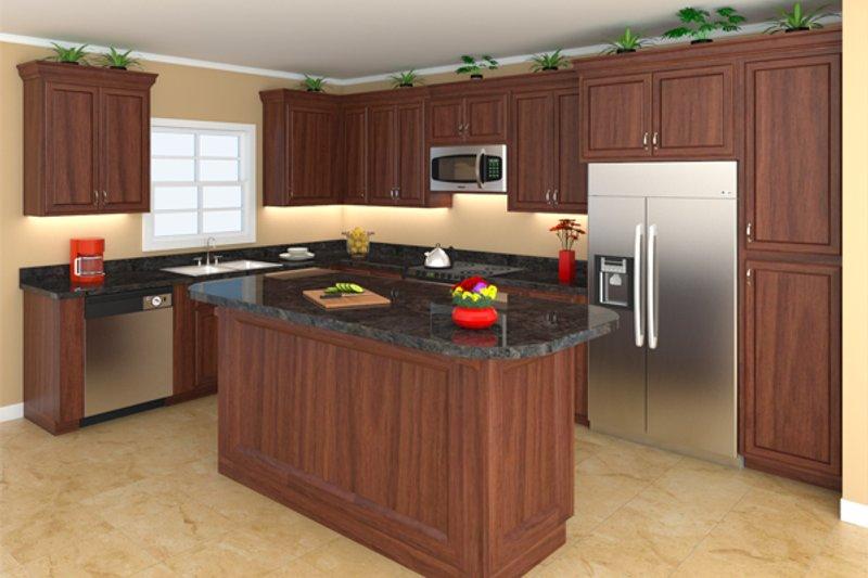 Southern Interior - Kitchen Plan #21-255 - Houseplans.com