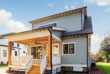 House Design - Craftsman Exterior - Rear Elevation Plan #461-75
