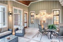 Farmhouse Exterior - Outdoor Living Plan #928-10