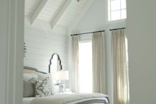 Architectural House Design - Traditional Interior - Master Bedroom Plan #437-83