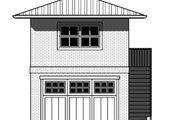 Prairie Style House Plan - 0 Beds 0.5 Baths 384 Sq/Ft Plan #423-54