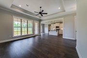 Ranch Style House Plan - 4 Beds 2 Baths 1889 Sq/Ft Plan #430-182 Interior - Family Room
