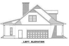 Home Plan - Colonial Exterior - Other Elevation Plan #17-2068
