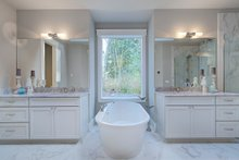 Cottage Interior - Master Bathroom Plan #132-568