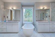 Dream House Plan - Cottage Interior - Master Bathroom Plan #132-568