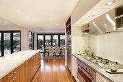 Modern Style House Plan - 5 Beds 2.5 Baths 3882 Sq/Ft Plan #496-1 Interior - Kitchen