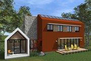 Modern Style House Plan - 3 Beds 2.5 Baths 1715 Sq/Ft Plan #933-7