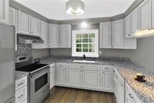 Architectural House Design - European Interior - Kitchen Plan #44-132