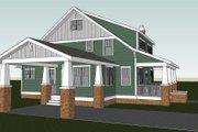 Craftsman Style House Plan - 4 Beds 3 Baths 2250 Sq/Ft Plan #461-30 Photo