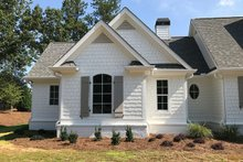 Traditional Exterior - Front Elevation Plan #437-83