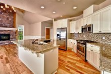 Kitchen - 2000 square foot Craftsman home