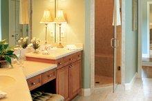 House Plan Design - Country Interior - Master Bathroom Plan #927-904
