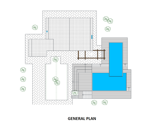 Contemporary Floor Plan - Other Floor Plan Plan #542-2