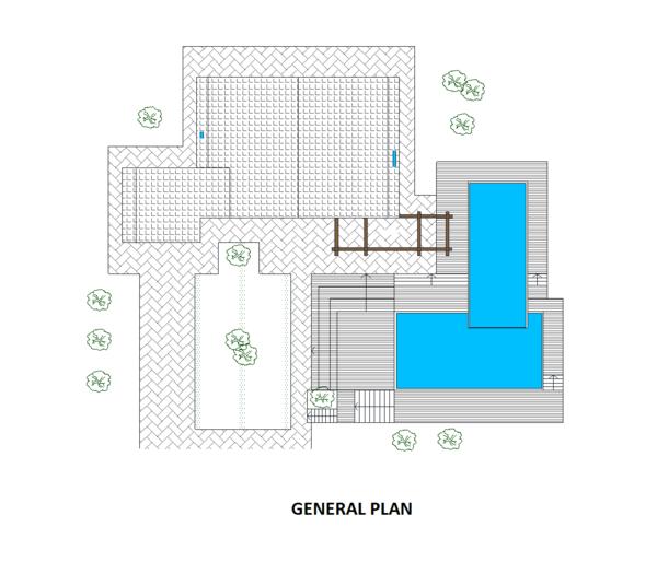 Contemporary Floor Plan - Other Floor Plan #542-2