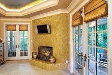 Dream House Plan - Mediterranean Interior - Master Bathroom Plan #930-70