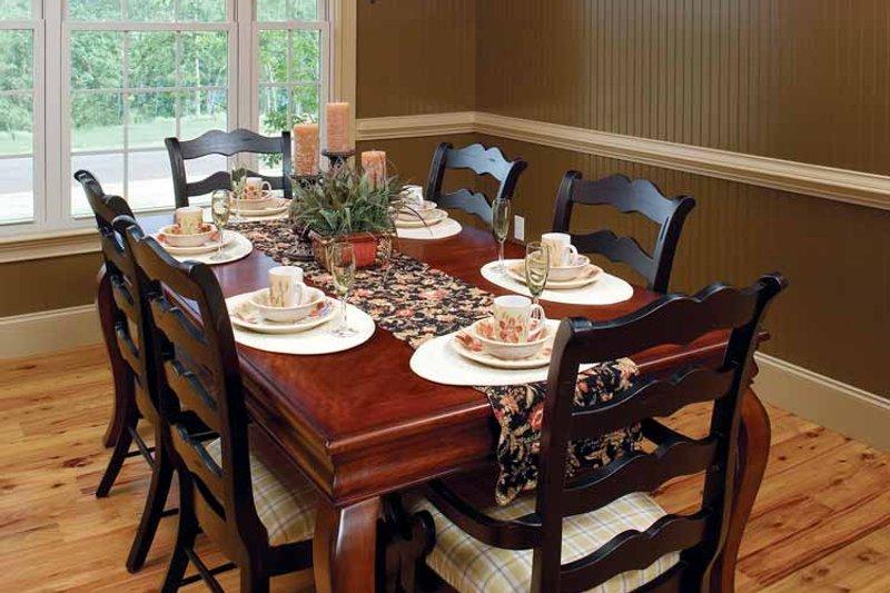 Country Interior - Dining Room Plan #929-634 - Houseplans.com