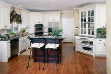 Country Interior - Kitchen Plan #927-139