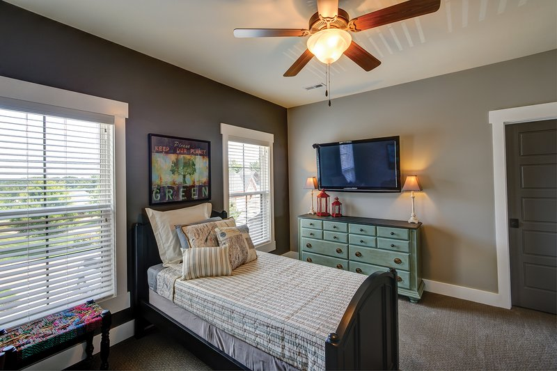 Interior - Bedroom Plan #927-362 - Houseplans.com