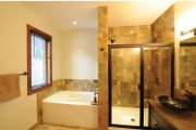Craftsman Style House Plan - 3 Beds 2.5 Baths 1816 Sq/Ft Plan #23-2485 Interior - Master Bathroom