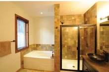 Craftsman Interior - Master Bathroom Plan #23-2485