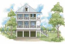 House Plan Design - Traditional Exterior - Rear Elevation Plan #930-403