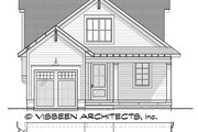 Traditional Style House Plan - 3 Beds 3 Baths 2611 Sq/Ft Plan #928-286 Exterior - Front Elevation