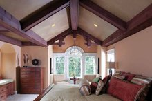 Dream House Plan - Craftsman Interior - Master Bedroom Plan #928-32