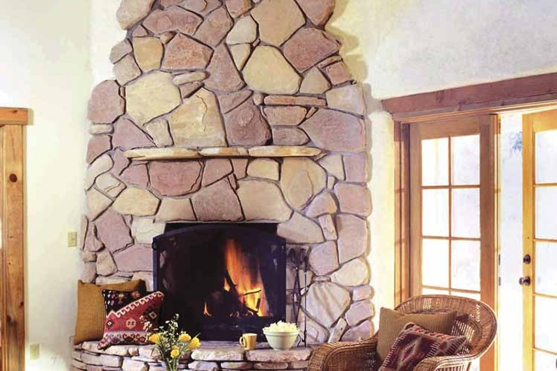 Traditional Interior - Other Plan #1042-8 - Houseplans.com