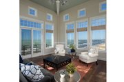 Contemporary Style House Plan - 3 Beds 3.5 Baths 2990 Sq/Ft Plan #928-249