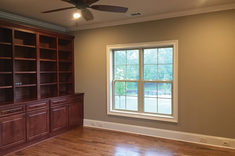 Country Interior - Bedroom Plan #437-72 - Houseplans.com