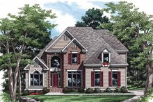 Home Plan - Traditional Exterior - Front Elevation Plan #927-236